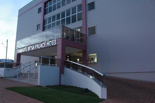 Foto de Diamante Rosa Palace Hotel