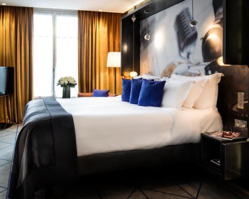 Hôtel De Sers Champs Elysées Paris impression
