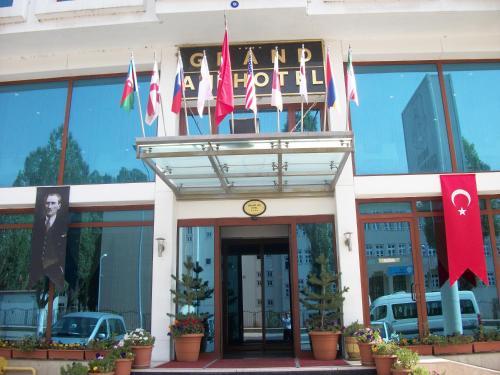 Kars Grand Ani Hotel odalar