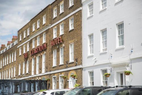 Cheap Hotels Near Greenwich London