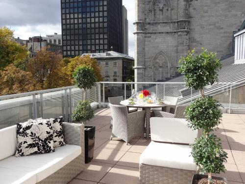 Le Saint-Sulpice Hotel Montreal Photo