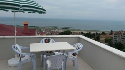 Trabzon Sky Apartment yol tarifi