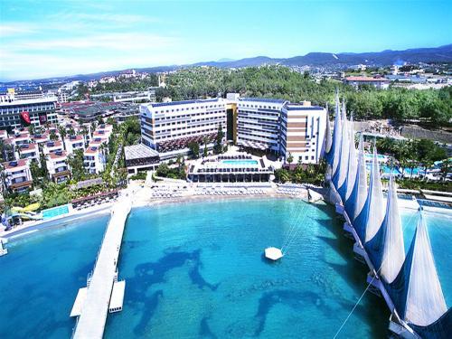 Adin Beach Hotel Halal All Inclusive Resort Akdam