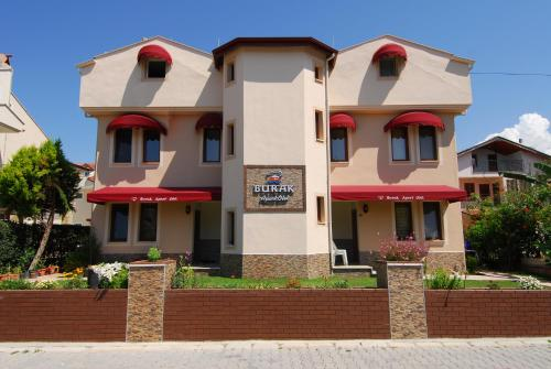 Fethiye Burak Apart Hotel indirim kuponu