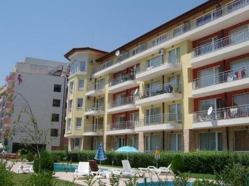 Bulgarienhus Sunny Gardens Apartments