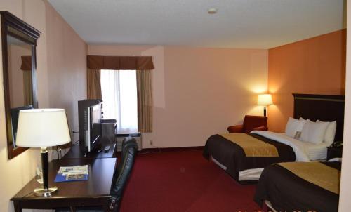 Comfort Inn Lincoln Photo