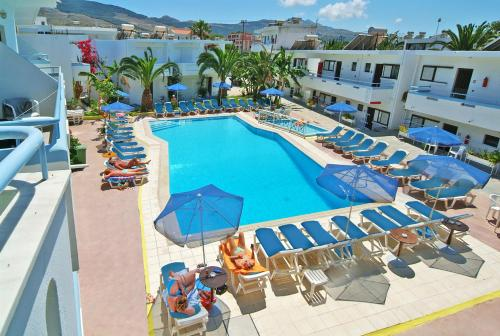 Hotel Yiannis Apartments & Studios