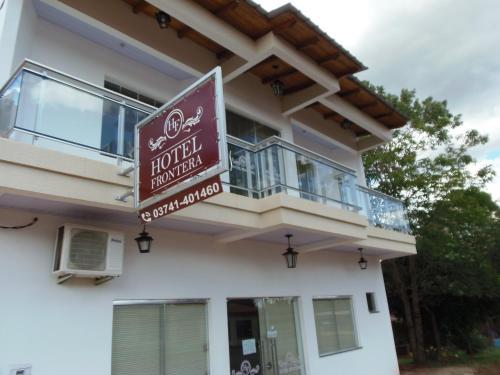 Foto de Hotel Frontera