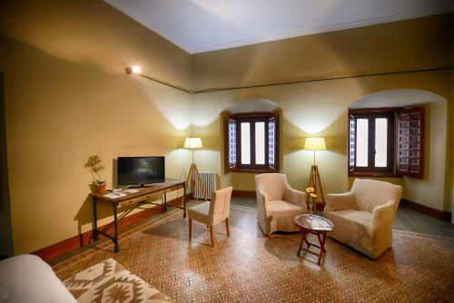 Suite Palacio Carvajal Girón 14