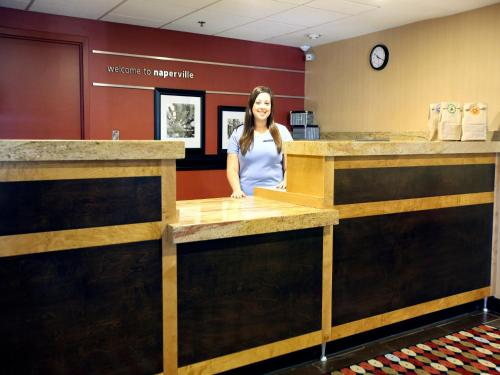 Hampton Inn Chicago-Naperville in Naperville