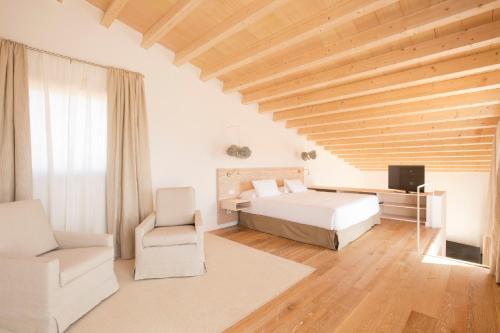 Villa de lujo con terraza  Fontsanta Hotel Thermal & Spa 13