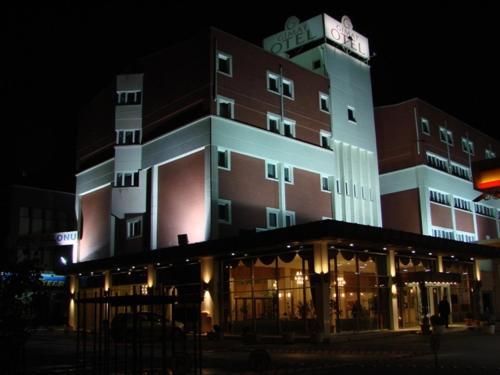 Ankara Gimat Hotel indirim kuponu