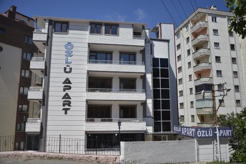 Trabzon Özlü Apart Residance online rezervasyon