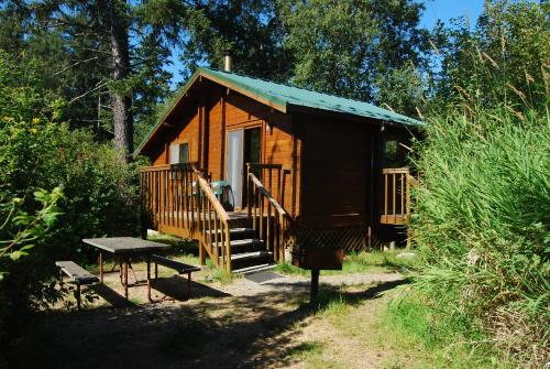 La Conner Camping Resort Cabin 7 - La Conner, WA 98257