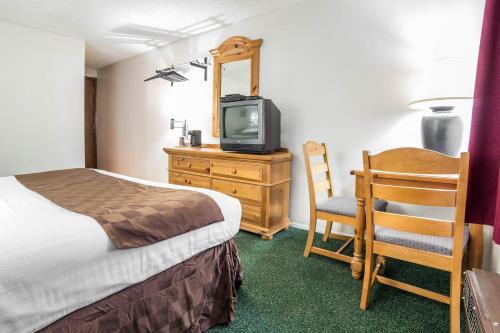 Rodeway Inn Bryce Canyon Photo