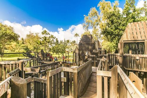 Kaha Lani Resort #129 Photo