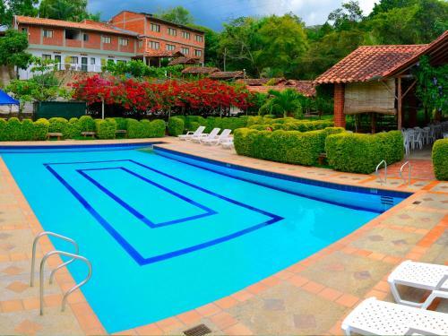 Foto de Hotel Ruitoque Campestre