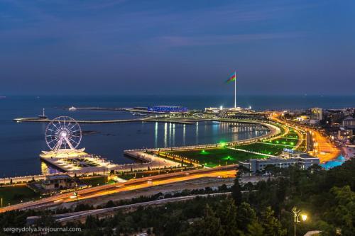 Отель Жасмин, Баку, Азербайджан