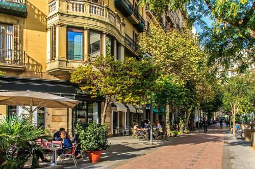 Habitat Apartments Barcelona Balconies photo 44