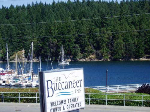 Buccaneer Inn - Nanaimo, BC V9S 4E3