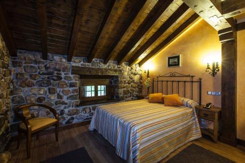 Habitación Doble Hotel Spa Casona La Hondonada 7