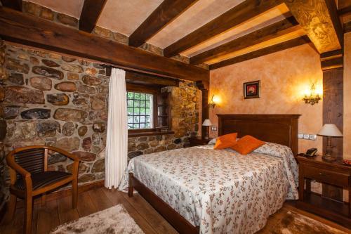 Habitación Doble Hotel Spa Casona La Hondonada 8