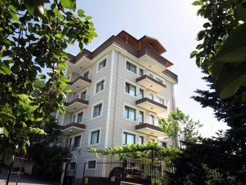 Trabzon Zenofon Apartment Boztepe