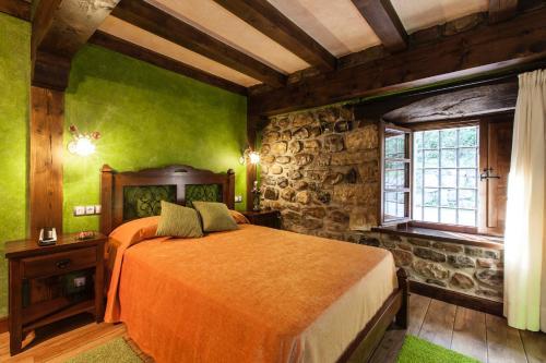 Habitación Doble Hotel Spa Casona La Hondonada 9