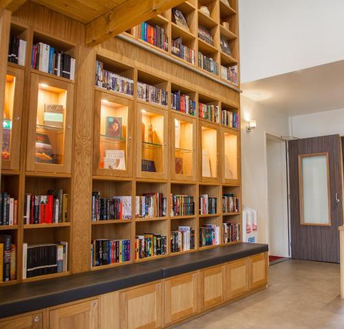 Hotel Library Amsterdam photo 8