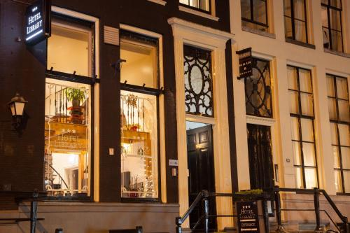 Hotel Library Amsterdam photo 34