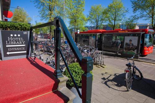 Hotel Library Amsterdam photo 17