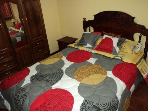 Otavalo Apartamentos Rocsan Photo