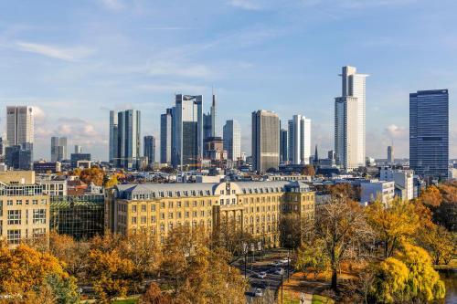 Aparthotel Adagio Frankfurt City Messe photo 2