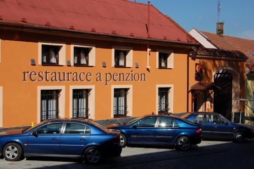 Penzion a Restaurace Na Jízdárne