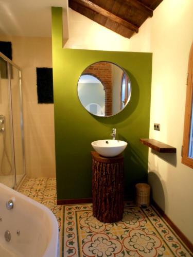Suite El bosque  Hotel Rural La Viña - Only Adults 15