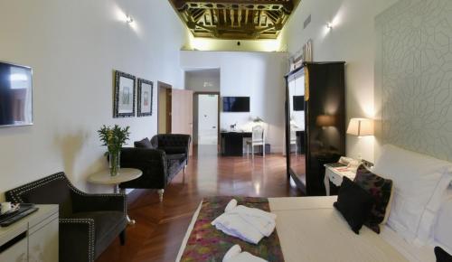 Familiensuite mit 2 Schlafzimmern Palacio Pinello 14