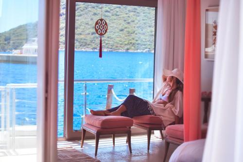 Doria Hotel Yacht Club Kaş, Kas