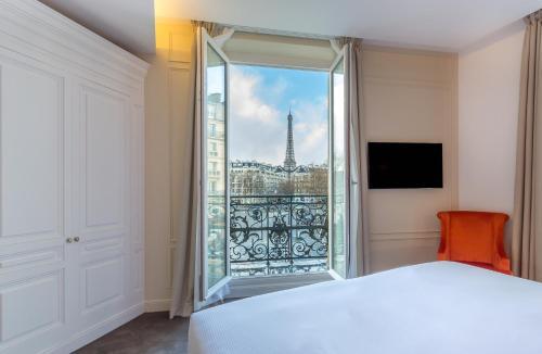 Hôtel La Comtesse impression