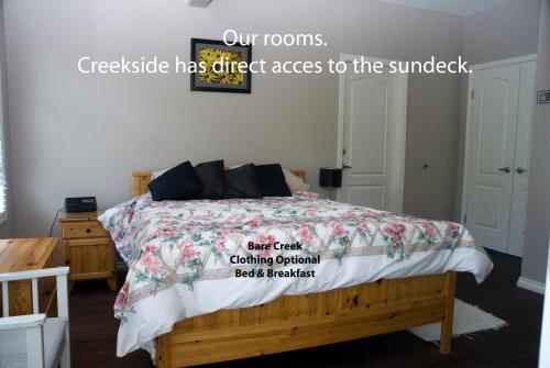 Bare Creek Bed & Breakfast - White Rock, BC V3X 2Y1