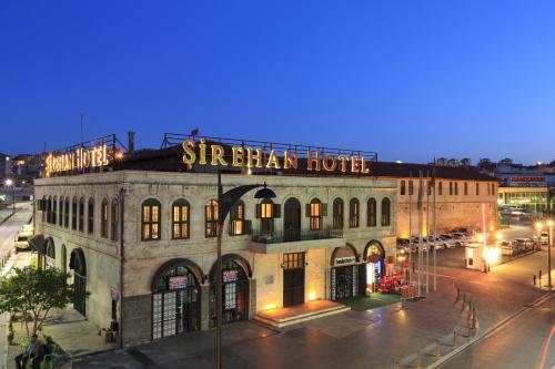 Gaziantep Sirehan Hotel harita