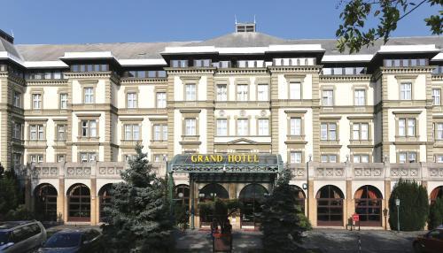 Danubius Grand Hotel Margitsziget photo 39