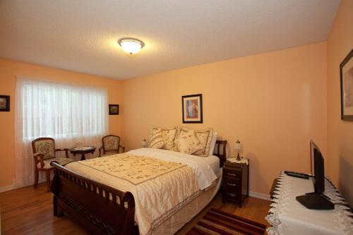 House Victoria Bed & Breakfast - Penticton, BC V2A 4S1