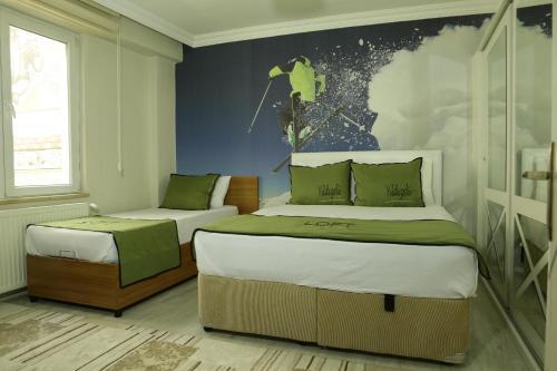 Sivas Istasyon Loft Hotel adres