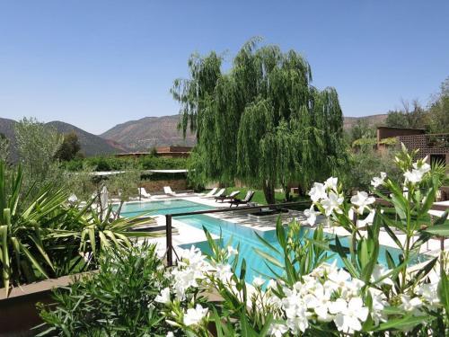 Douar Marigha, Ouirgane, 40000 Marrakech, Morocco.