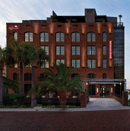 The Bohemian Hotel Savannah Riverfront Autograph Collection - Savannah, GA 31401