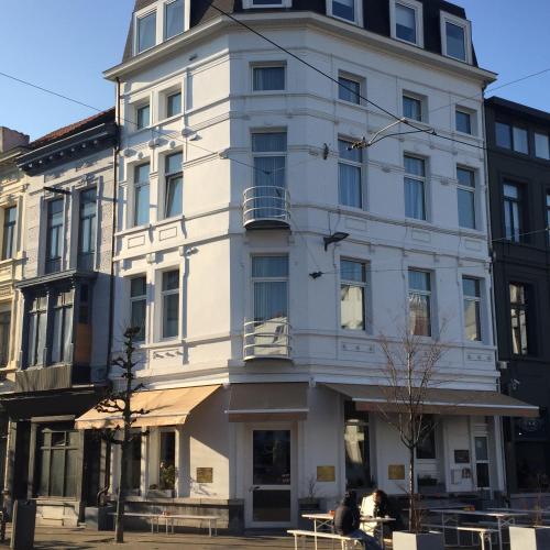 Hotel-overnachting met je hond in The Soul Antwerp - Antwerpen - Antwerpen Centrum