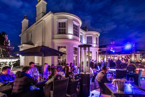 Rockaway Hotel Restaurant Beeston Nottingham