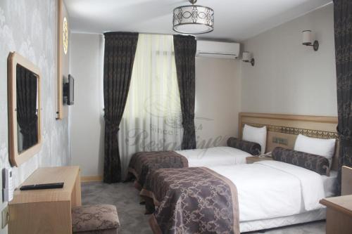 Istanbul Fatih Resadiye Hotel indirim kuponu