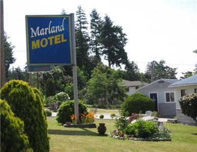 Marland Motel - Powell River, BC V8A 1E6
