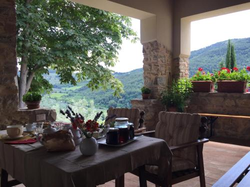 Agriturismo villa dauphiné in italy